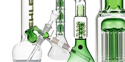 Bongs for Vapes - Different Shapes, Sizes, Styles and More
