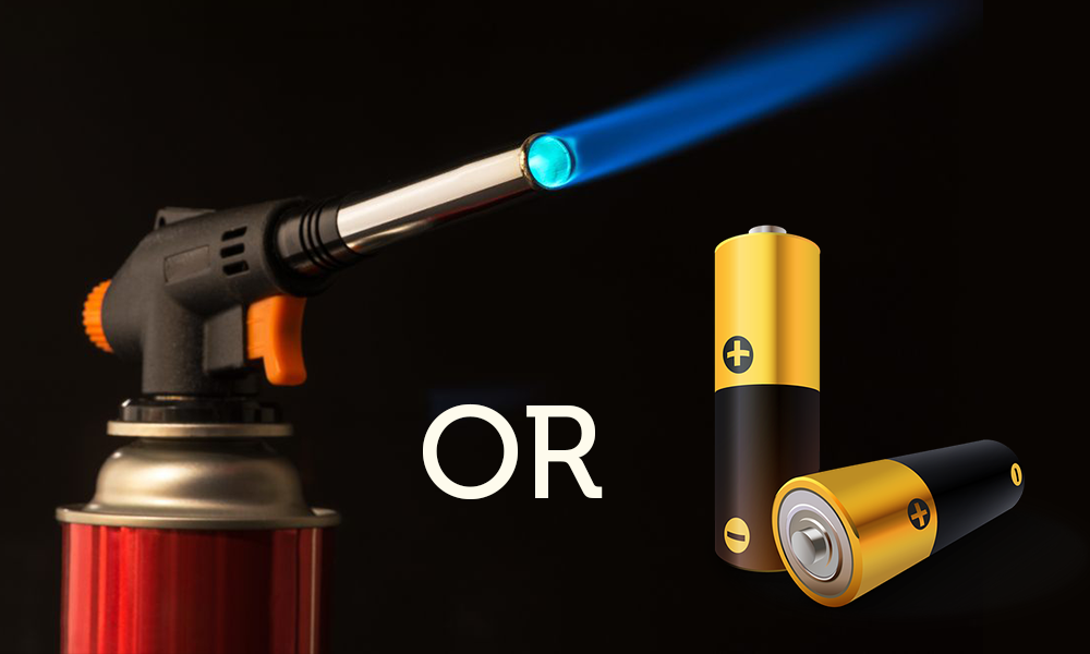 Portable Vaporizers - Battery or Butane?