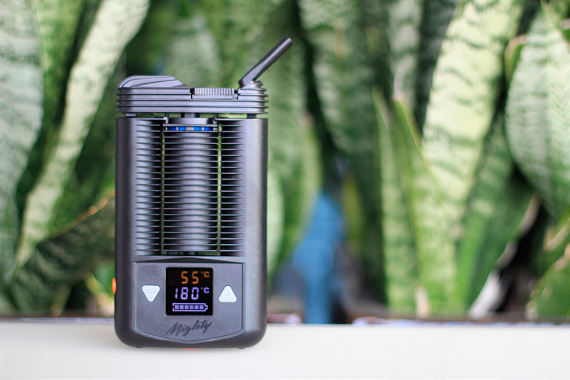 Mighty Vaporizer The Handheld Volcano