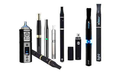 Portable Vaporizers - Putting Pens Over Papers