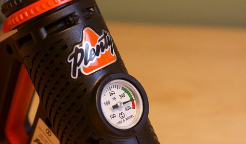 Plenty Vaporizer - The Robust Hand-held Vaporizer
