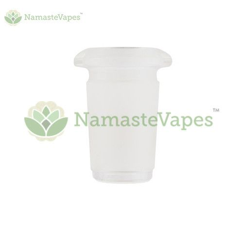 Magic Flight 14mm to 18mm ground glass fitter for the Launch Box | NamasteVapes Canada