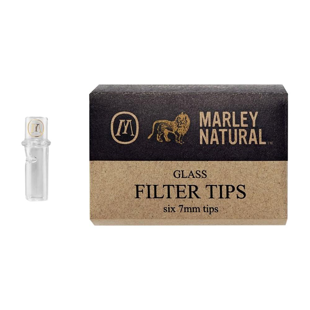 Glass Filters (Six Pack) | Marley Natural Namaste Vapes Canada
