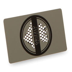 Grizzly Originals Steel Card Grinder