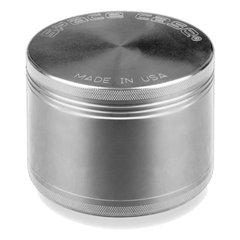 Space Case 4 Piece Magnetic Grinder/Sifter