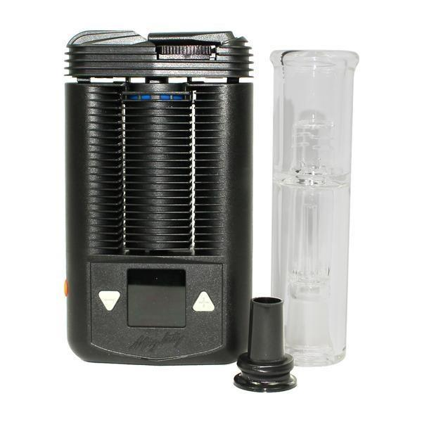 The battery-powered Mighty Vaporizer