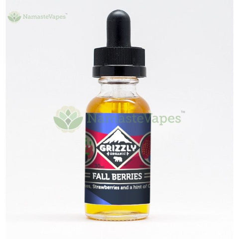 Picture of Fall Berries E-Liquid