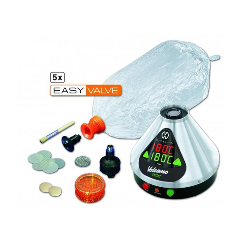 Volcano Vaporizer Digital Complete Kit