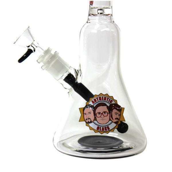 "Trailer Park Boys Group 12"" Waterpipe - ""Authentic"" 