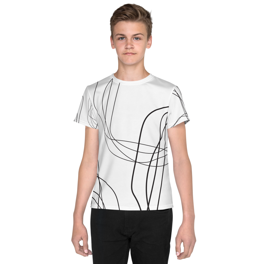Lines | Youth T-Shirt