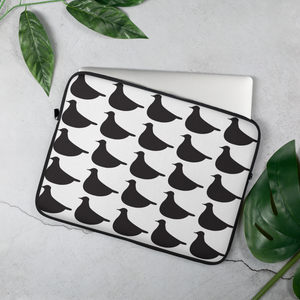 Black Birds | Laptop Sleeve
