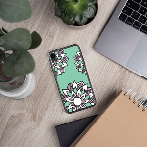 Smiling Flowers | iPhone Case