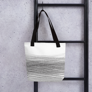 Black Wind | Tote Bag