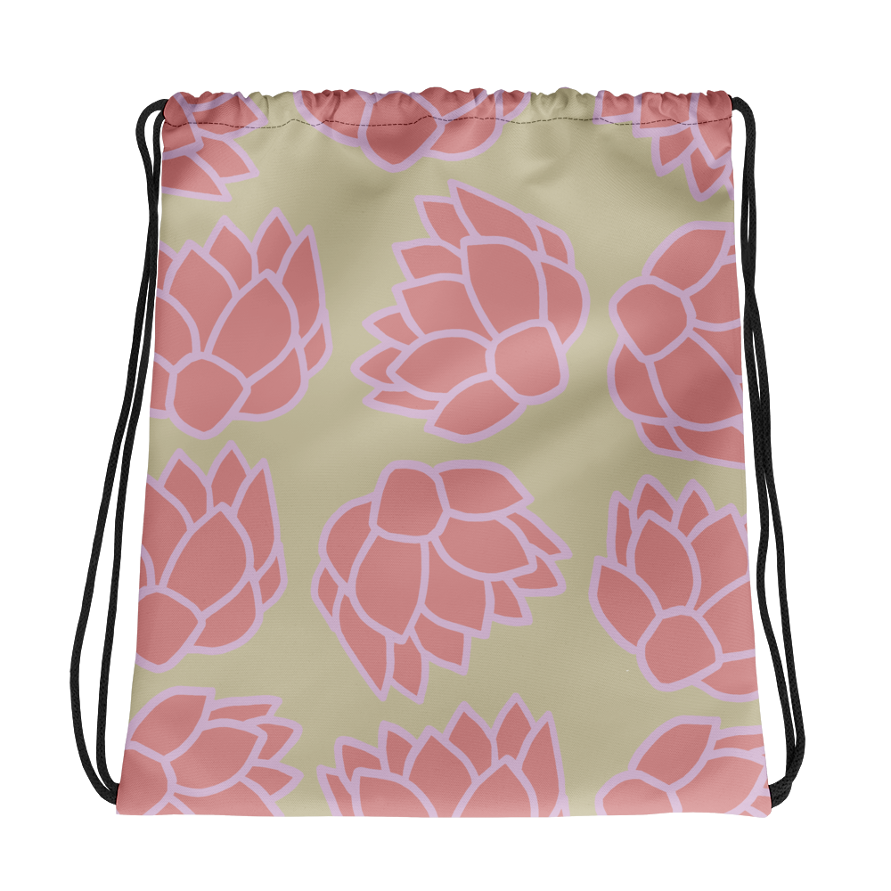Beloved Sprnig | Drawstring Bag