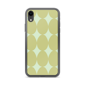 Easter Pattern Olive | iPhone Case