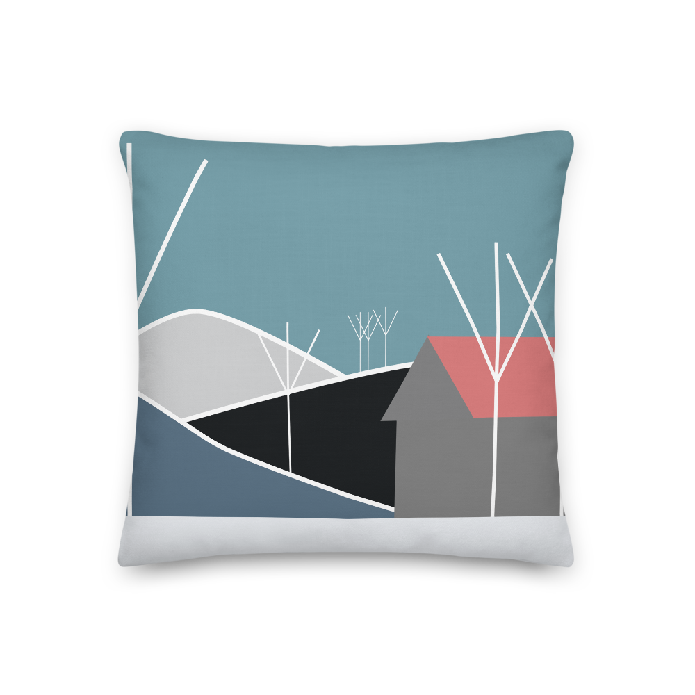 Waiting for Spring | Pillow
