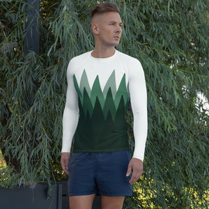Finnish Forest | Men's Rash Guard