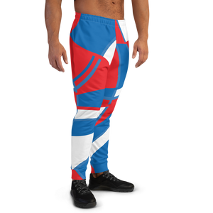 Red, White and Blue | Men's Joggers