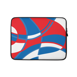 Red, White and Blue | Laptop Sleeve