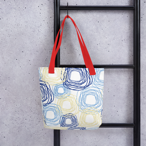 Cheery Flowers | Tote Bag
