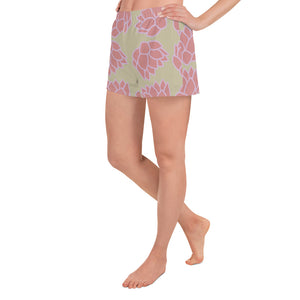 Beloved Spring | Women's Athletic Short Shorts