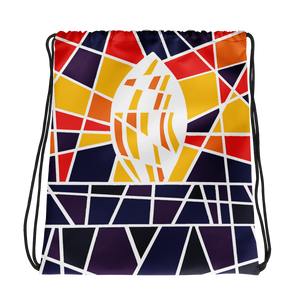 Candle in the Dark | Drawstring Bag