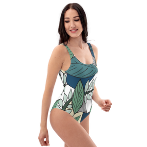 Summer Vibes | One-Piece Swimsuit