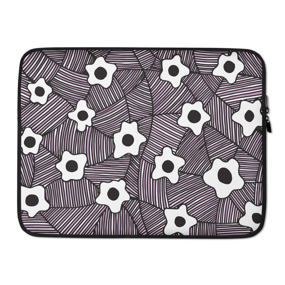 Pink Ornament | Laptop Sleeve