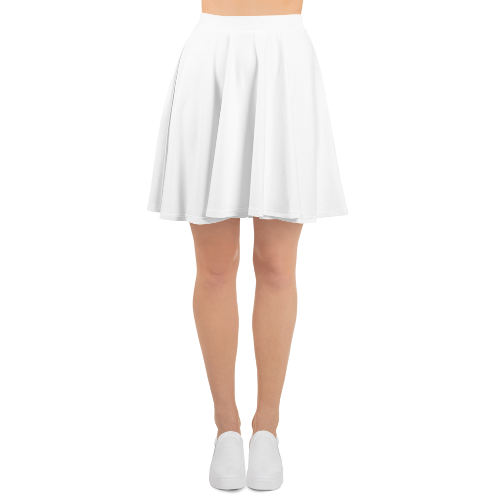 Happy Flowers Ornament | Skater Skirt