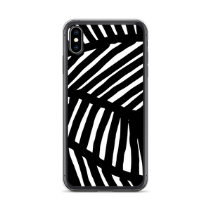 Black and White Ornament | iPhone Case