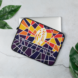Candle in the Dark | Laptop Sleeve