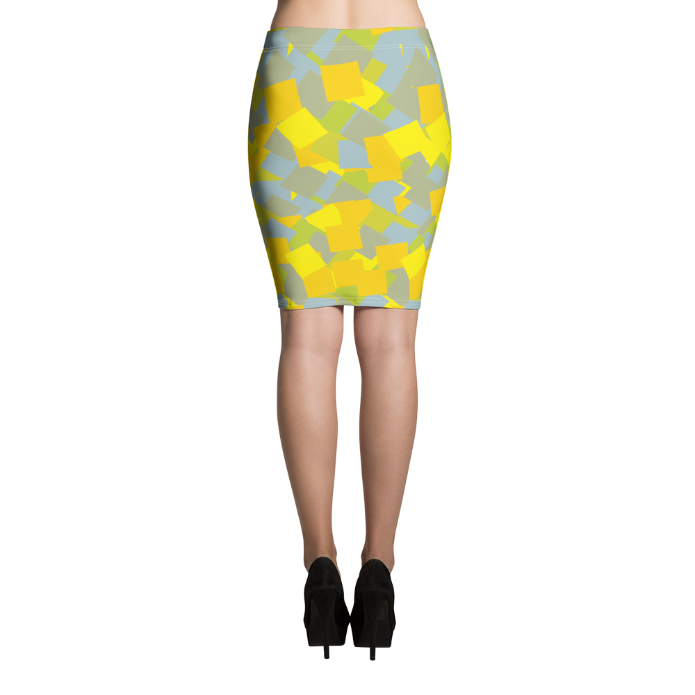 Easter Mix | Pencil Skirt