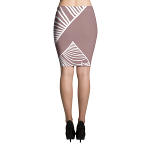 Christmas Pastel Ornament | Pencil Skirt