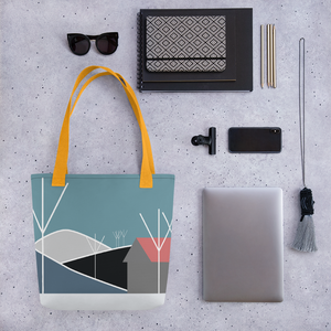 Waiting for Spring | Tote Bag