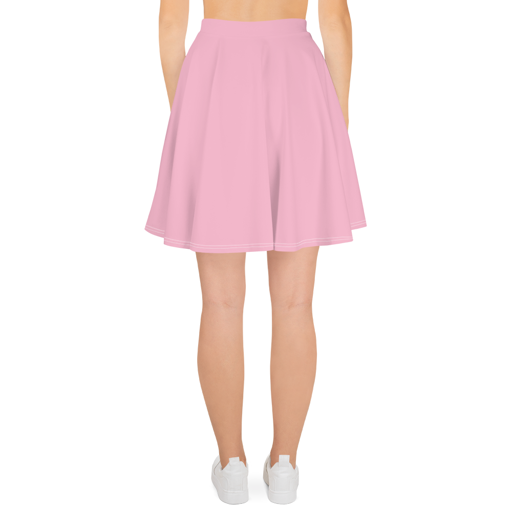 Happy Pastel Flowers | Skater Skirt