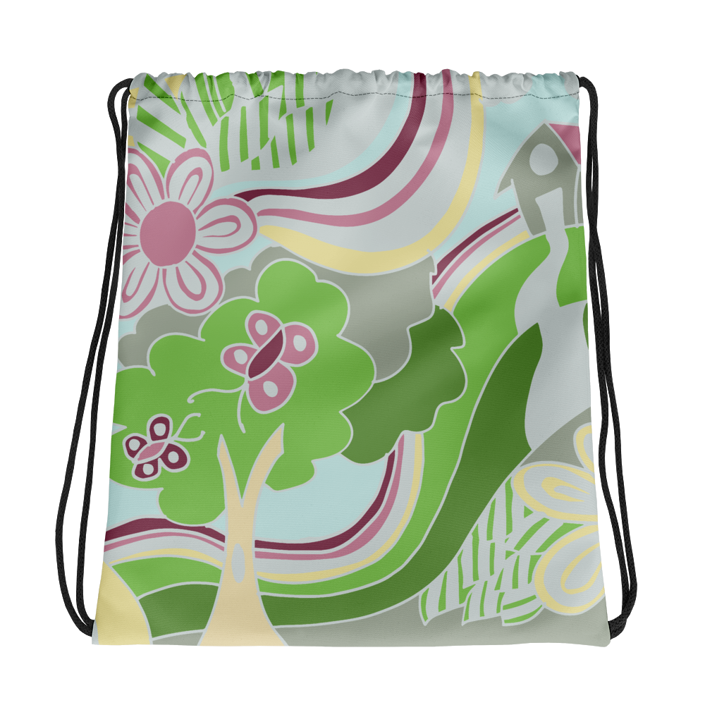 Back to school | Drawstring Bag