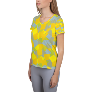 Easter Mix | Women's Athletic T-Shirt