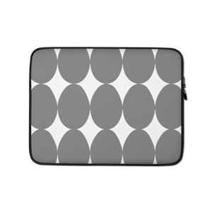 Easter Pattern Gray | Laptop Sleeve
