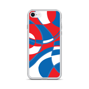 Red, White and Blue | iPhone Case