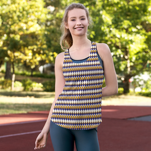 Golden Eye Ornament | Women's Racerback Tank