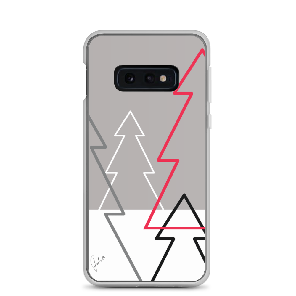 Christmas Tree Forest Colours | Samsung Case