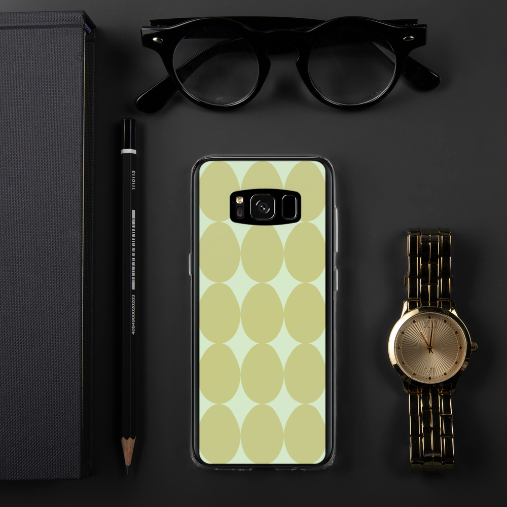 Easter Pattern Olive | Samsung Case