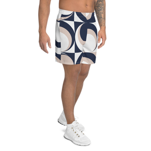 Life is good | Men's Athletic Long Shorts