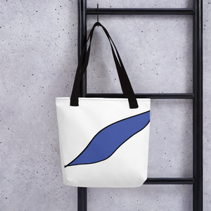 Suomi Single Stripe | Tote Bag