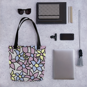 Flower Mix | Tote Bag