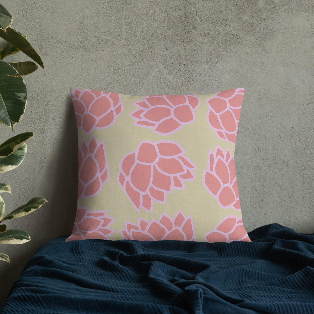 Beloved Spring | Pillow