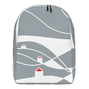 Gray Day | Minimalist Backpack