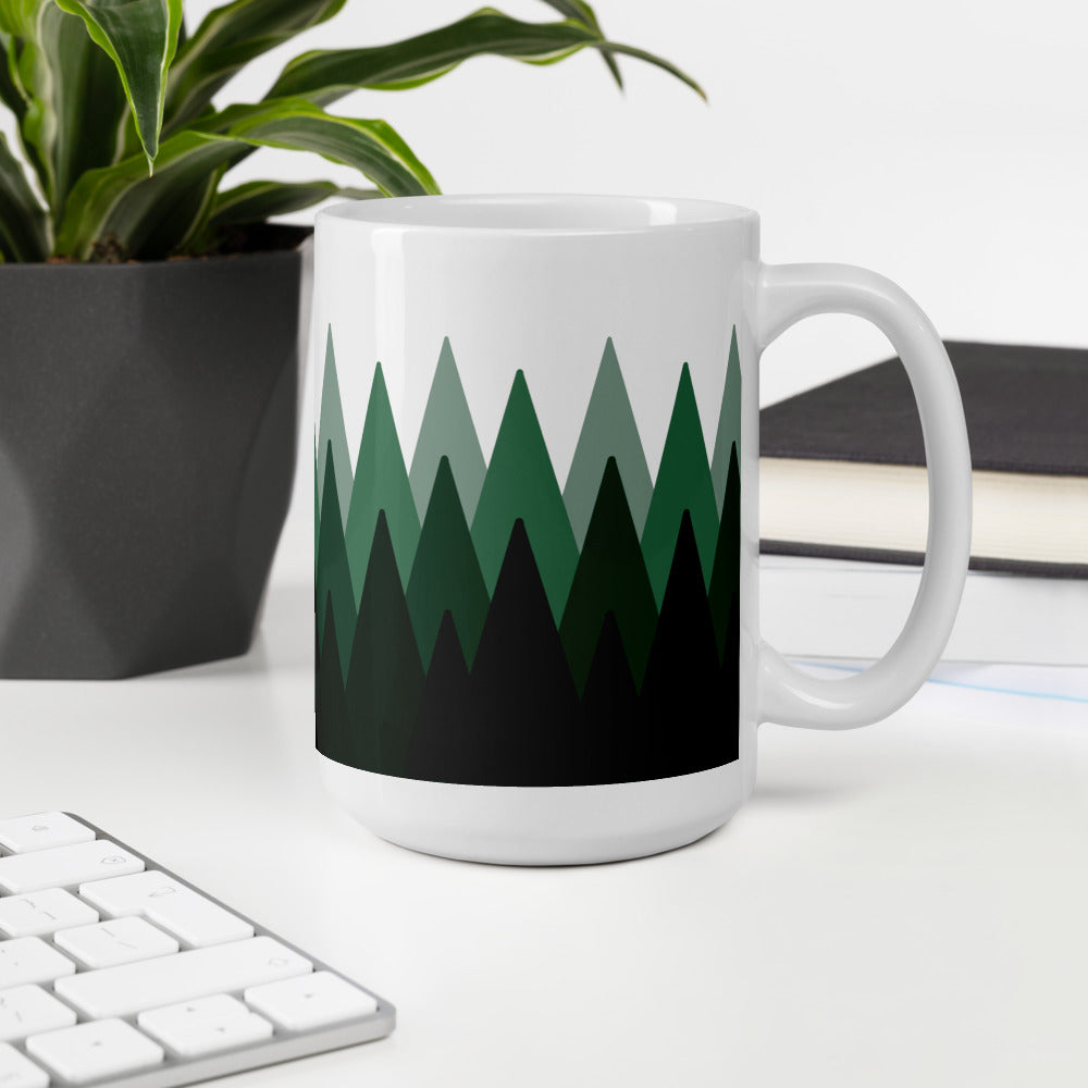 Finnish Forest | Mug
