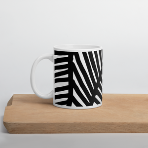 Black and White Ornament | Mug