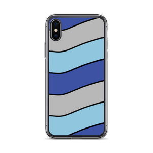 Suomi Stripe | iPhone Case